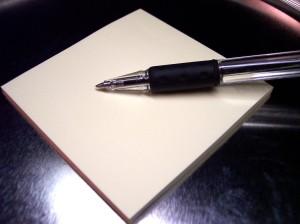 Writing 101: Writer's Notebooks