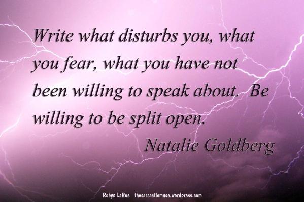 Goldberg Quote