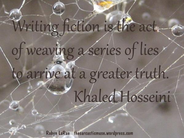Hosseini Quote