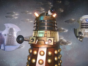 The Daleks are the heros in their own minds (c) businessplans