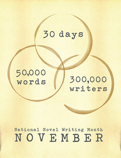 Catch NaNoWriMo Fever