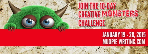 Creative Monsters 10-Day Challenge