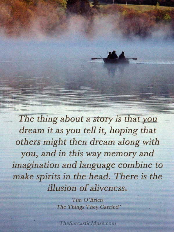 Dream with the writer