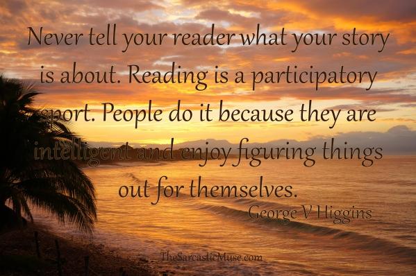 Respect That Reader