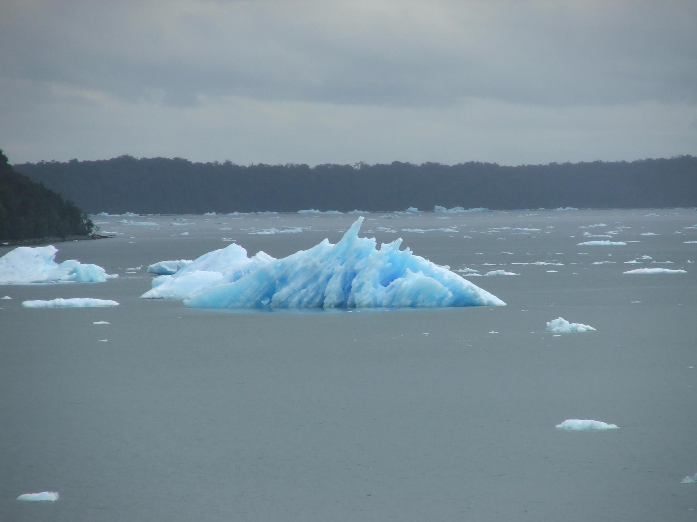 "the ""iceberg theory"" of writing the sarcastic muse"