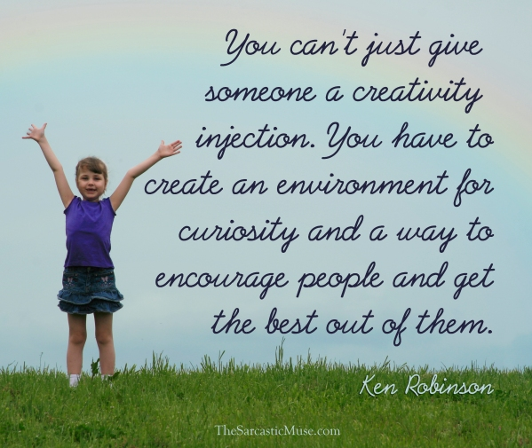 Encourage Curiosity